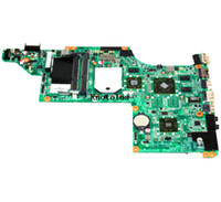 Wholesale laptop motherboards hp dv7 online - 630834 for hp DV7 DV7 Laptop Motherboard ddr3 DAOLX8MB6E1 test ok