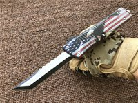 Wholesale Collections Auto - Camping Gear Tactical Survival Kit 440C Steel EDC Camping Gear Hunting Knife D A Auto Knifes Collection Gift Knife G6S