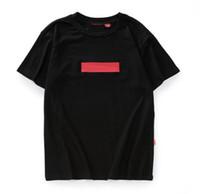 hommes décontractés achat en gros de-Ras du cou T-shirt rose été Nouveaux Hommes Femmes Tee Hip Hop T-shirt Casual 9 Couleurs