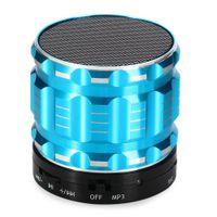 controle de volume do mini alto-falante bluetooth venda por atacado-Mini Portátil Sem Fio Bluetooth Speaker Stereo caixa de Som Super Bass Altifalante Suporte TF Cartão Para O Telefone Móvel