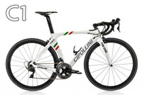 Wholesale Complete Bike Road - Cipollini World Champion RB1K THE ONE Complete Bicycle With , 5800 R8000 Groupset , 50mm carbon wheels A271 Hubs free shipping
