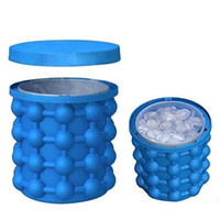 Wholesale outdoor camping tools - Ice Cube Maker Genie The Revolutionary Space Saving Genie Irlde Ice Genie Kitchen Tools Ice Buckets Outdoor Gear