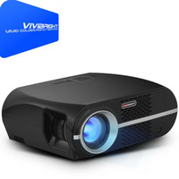 Wholesale android home theater for sale - Group buy VIVIBRIGHT GP100 Android Projector Full HD Lumen P WIFI Bluetooth LED LCD Home Theater Cinema Video Projector Proyector
