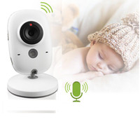 Video Baby Monitor 2.4G inalámbrico con 3.2 pulgadas LCD 2 vías Audio Talk Night Vision Vigilancia Security Camera Babysitter
