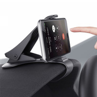 Wholesale dashboard accessories for sale - Car Dashboard Holder Stand Clip Smartphone mobile Phone Accessories Cell Phone Stand For iPhone Plus Samsung S8 Note8