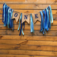 Wholesale Pull Girl - One Gradient Color Pull Flags Ribbon Linen Buntings For Boy And Girl Birthday Decoration Banner Hot Sale 11jz B