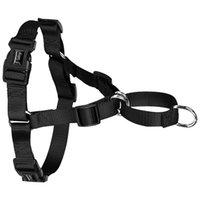 einfaches gurtzeug großhandel-Breakaway Easy Walking Hundegeschirr No Pulling Hundegeschirre Nylon Dogs Walking Vest Komfortkontrolle für das tägliche Gehen und Training S M L