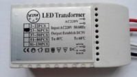 ledli kontrolör transformatörü toptan satış-2-130 LED'ler Drive Can LED Ampul için AC220V LED Aydınlatma Trafo LED Kontrolörü Güç Kaynağı Sürücü