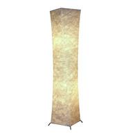 "Wholesale Floor Shade - 52"" LED Floor Lamp Softlighting Minimalist Modern Design Fabric Shade 2Bulbs Floor Lamps for Living Room Bedroom Warm Atmosphere"
