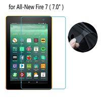 новый экран для kindle оптовых-Прозрачный мягкий ультра тонкий планшетный Защитные пленки для Amazon Kindle all-new All New Fire 7 2017 7.0