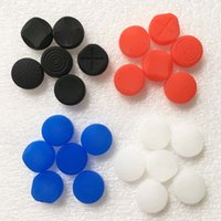 8f3ec8145ee0d 6 in 1 Silicone Button Protector Analog Thumb Stick Rocker Cap Cover Kit  grip for PSV PS Vita 1000 2000 for PSV1000 PSV2000 FREE SHIPPING