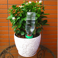 Wholesale ceramic spike water bottle for sale - Group buy Lowest Price Plant Flower Irrigation Ceramic Automatic Watering Bottle Irrigation Garden Drip Water Spike CANDYKEE