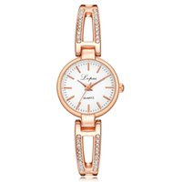 Wholesale women bow watches resale online - DHL Lvpai Brand Bracelet Women Watches For Ladies Fashion Trendy Bow Bangles Charm Style Dress Watch Women Luxury Watch P297