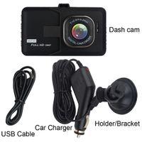 32 gb dvr оптовых-120 широкоугольный автомобильный рекордер Full HD 1080P тире камеры ясно ночного видения камеры автомобиля Loop Recorder US / RU Menual автомобильный видеорегистратор