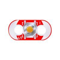 video pcb toptan satış-Düğme Modülü ile Anahtarlar Giyilebilir Lilypad (Kırmızı PCB)