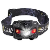 Wholesale running headlamp led for sale - Group buy Headlamp LED Rechargeable Running Headlamps USB W Headlight Perfect for Fishing Walking Camping Reading Hiking
