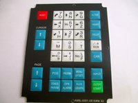 Wholesale Fanuc Cnc - A98L-0001-0518#M02 CNC HMI Membrane Keypad buttons for Fanuc Machine Operator Panel