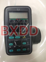 Wholesale excavator monitor resale online - 7834 Monitor for Komatsu Excavator PC120 Engine D102 Komatsu monitor instrument press key board