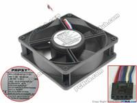 Wholesale dc fan 48v resale online - ebmpapst MULTIFAN DV Server Square Fan DC V mA x120x38mm wire