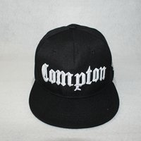 Wholesale compton baseball cap hat for sale - Group buy Mens Caps Compton Snapback Male Hip Hop Baseball Cap Breathable Hats For Men Women with Colors