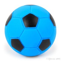 Wholesale plastic training balls for sale - Group buy With Sound PVC Pet Sport Ball Puppy Training Chewing Squeaky Toys Durable Eco Friendly Dog Balls Hot Sale tt Y