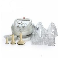 copos de aumento de mama venda por atacado-Nova listagem Vacuum Massagem Terapia Ampliação Da Bomba de Levantamento Mama Enhancer Massageador Bust Cup Corpo Shaping Máquina de Beleza