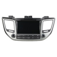 Wholesale hyundai tucson gps dvd - 4GB RAM 8inch Andriod 6.0 Car DVD player for HYUNDAI TUCSON IX35 with GPS,Steering Wheel Control,Bluetooth,Radio