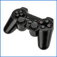 controladores de juego bluetooth al por mayor-Nuevo mando a distancia inalámbrico Bluetooth Joypad Controller para PS3 Controle Gaming Console Joystick para consola PS3 Gamepads Reemplazo