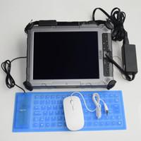 bmw icom a2 laptop großhandel-Selbstdiagnose Laptop xplore ix104 c5 Tablette (i7 4g) Computer mit Mini-ssd Super können Arbeiten für BMWICOM a / A2 / A3 / nächste