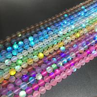 Wholesale Labradorite Heart - 10mm Top Quality Colorful Moonstone Beads Natural Dull Polish Labradorite Beads Flash Stone Jewelry Making DIY Bead