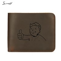 wholesale custom gift card holders fallout game wallet male simple card holder purse bags men - Gift Card Holders Wholesale