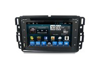 gps bluetooth 2din großhandel-Für GMC Buick Chevrolet 2009-2din Android Auto dvd PC Multimedia-System Dashboard GPS-System Auto Radio Bluetooth Automobil GPS-Navigation