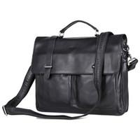 японские бренды сумки оптовых-SIKU genuine leather men's briefcase men  high quality Japan leather men bag