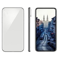 Wholesale Ids Digital - New arrived Goophone X Octa Core MTK6580 3GRAM 32G ROM Real 4G LTE Face ID Wireless Charge 13MP Camera Unlocked phone Sealed Box