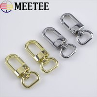 Wholesale Hardware Hooks - 5pcs 13.2mm Rotating Buckle Factory Direct Luggage Hardware Accessories Handbags Bags Zinc Alloy Hook Deduction