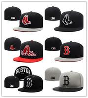 Wholesale Novo Design de Vendas Hot Boston Bruins Baseball Snapbacks Boné  de Beisebol Equipe Bordada logotipo Cap Esporte Equipado Chapéus d3bde715b79