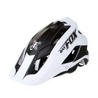Wholesale fox bat - 2018 HOT overall molding bike helmet ultra-light bike helmet high quality mtb ciclismo 7 colour BAT FOX DH AM