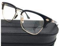 5fbb2ef3ce Men Optical Glasses Frame Brand Designer Eyeglasses Frames for Women Retro  Spectacle Frame Myopia Eyeglasses Frames with Original Box