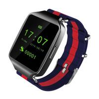 уникальный hd оптовых-Смарт-часы L1 уникальный дизайн анти-потерянный Smartwatch HD Smart Touch часы с прогнозом погоды для IOS Android телефон