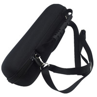 Wholesale mp3 speaker cases - EVA Carrying Storage Case Pouch Bag Cover Portable Zipper Carry Box Holder For Charge3 Charge 3 III Bluetooth Wireless Speaker