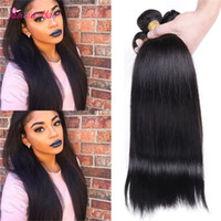Wholesale unice hair for sale - Group buy Weave Beauty Peruvian Virgin Hair Straight Unice Hair Style Unprocessed A Virgin Peruvian Remy Hair Bundles