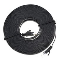 Wholesale network cord for sale - Ethernet Cable CAT6 Lan Cable CAT5e RJ45 Mbps Network Ethernet Patch Cord for Computer M M M M M M M M extension