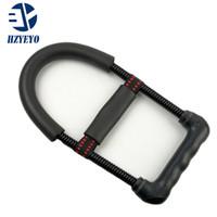 HZYEYO équipement de remise en forme à la maison Power Wrist Device Bowl  ensembles en acier printemps Heavy Grip musculation outils Exercice bras efe7fb3815c