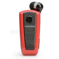 Wholesale bluetooth clips - Business Wireless Earphone Fineblue F910 Stereo In-ear clip Earphones Handfree Sports Earbuds Handsfree Bluetooth Headset