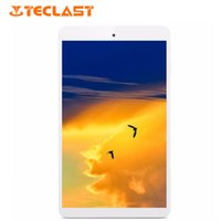 mesa pc android al por mayor-Teclast P80H Tablet PC 8 pulgadas 1GBRAM 8GBROM Android 5.1 Quad Core MTK8163 1280x800 IPS pantalla Bluetooth4.0 GPS Dual WIFI Table PC