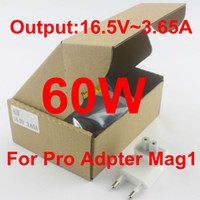 Wholesale laptop ac online - 16 V A W L Shape tip MS1 AC Power Supply Laptop Adapter Charger For Macbook Pro for Mac A1184 A1330 A1344 A1278 A1342 A1181 A1280