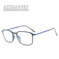 f1726ac15c Men Women Simple Eyeglasses Frame Ultra Light Optical Eyewear Ultem Vintage  Classic Glasses Frame Full Rim Eyewear Goggles PEI