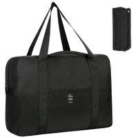 обвязка багажного мешка оптовых-Vbiger складной путешествия сумка легкая сумка большой емкости негабаритных камера с Камера крепление ремня