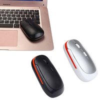 Wholesale slim gaming laptop resale online - 2 GHz Pro Wireless Gaming Mouse Sem Fio Computer Games Mouse USB Receiver Mice For Laptop PC Slim Play lol dota CS