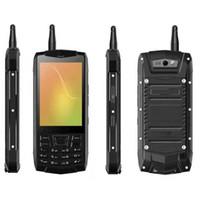 Wholesale Rugged Phones Gps - 3.5Inch Rugged Phone UNIWA N2 IP68 Waterproof 1GB RAM 8GB ROM 3G Mobile Phone Android 6.0 MT658 The newst of 2018